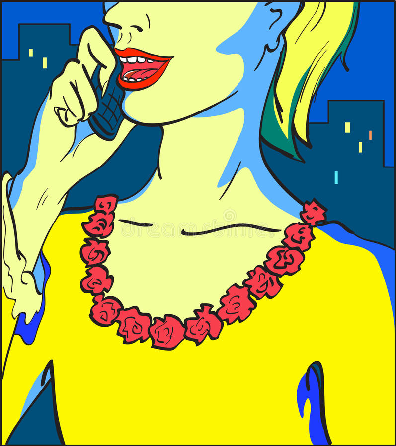 dziewczyny target1920_0_ royalty ilustracja