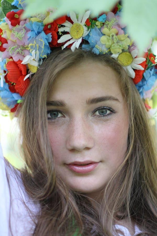 dziewczyny ukrainian fotografia stock