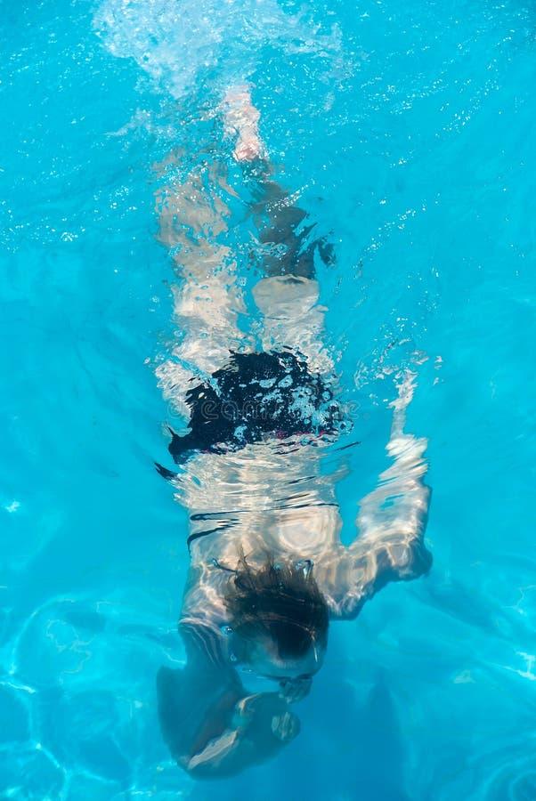 dziewczyny woda zdjęcia royalty free