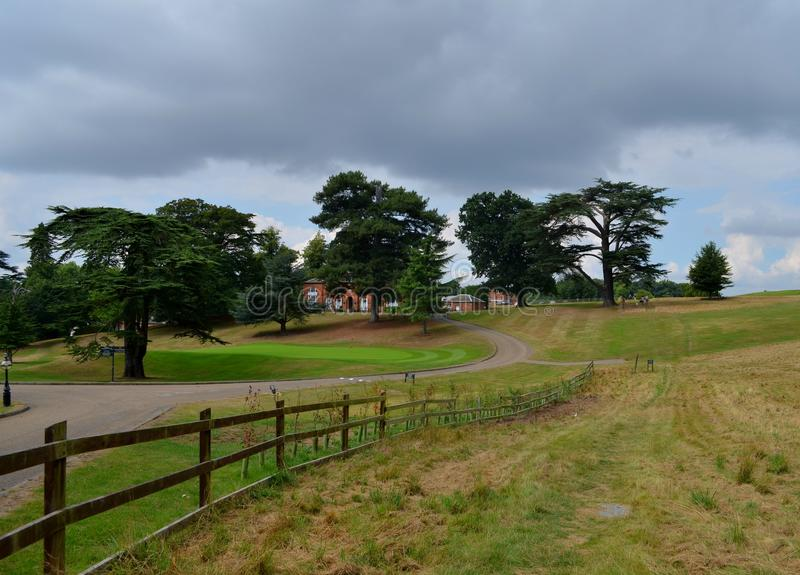 Dziki Brytania, Hatfield obraz royalty free
