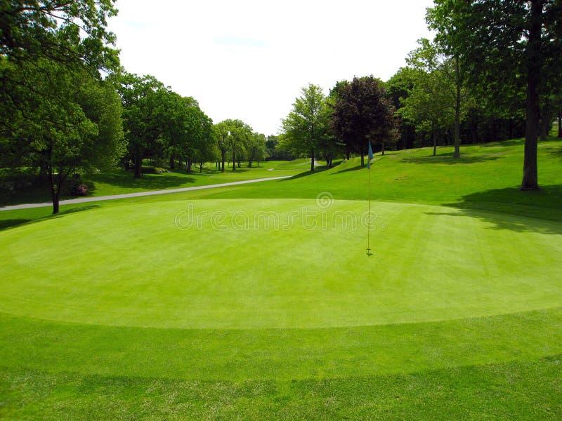 dziura do golfa obrazy royalty free