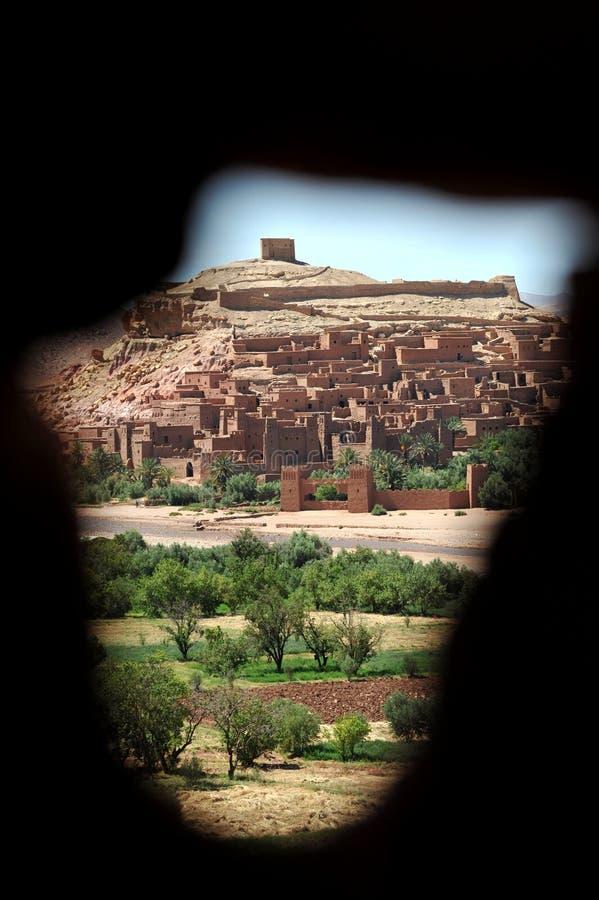 dziury kasbah zdjęcia royalty free