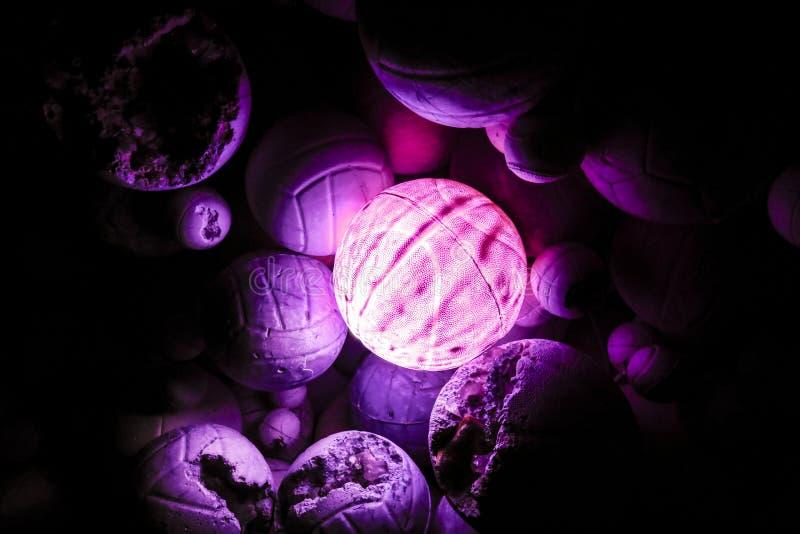 Dziwaczna Zaświecająca purpura Szybko się zwiększać tło zdjęcie royalty free