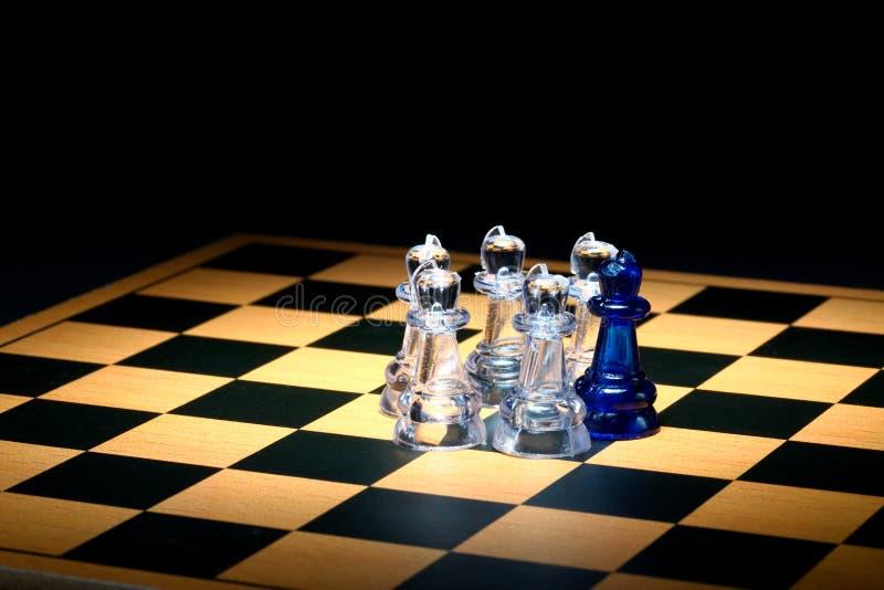 Dziwny Jeden Out zdjęcie royalty free