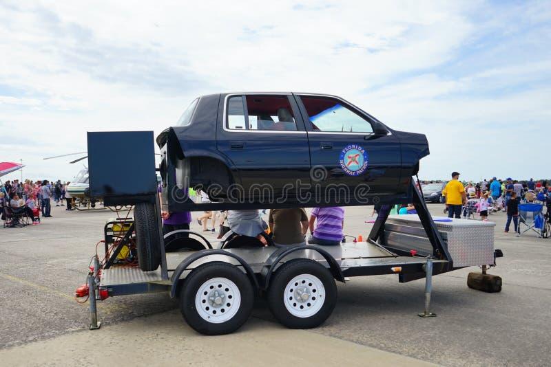 Dziwny samochód zdjęcie royalty free