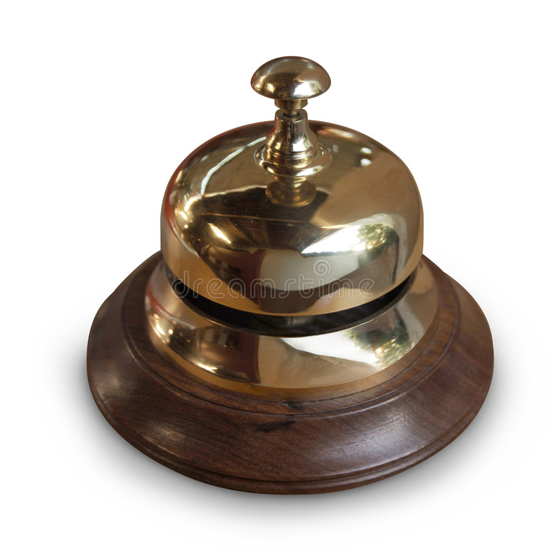 dzwon usług zdjęcia royalty free