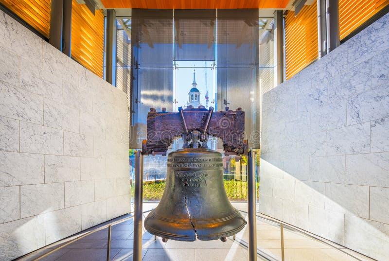 dzwonkowa swoboda Philadelphia fotografia royalty free