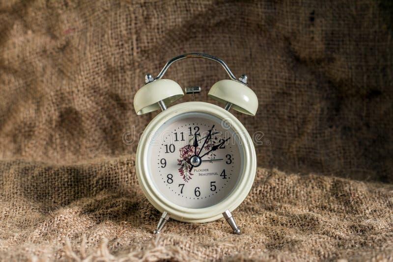 Dzwonkowy budzik zdjęcie royalty free