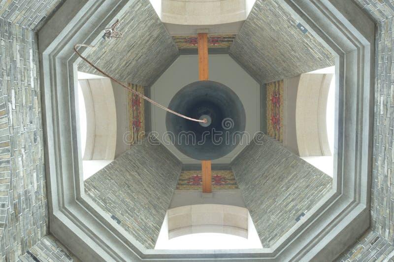 Dzwonkowy wierza południe Pięć grani Tiandi, Foshan, Guangdong, Chiny zdjęcie stock