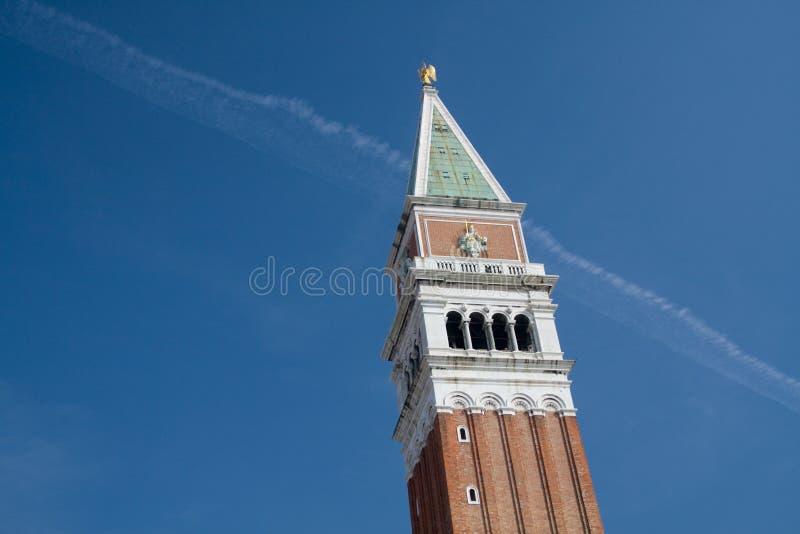 dzwonnica Venice zdjęcie stock