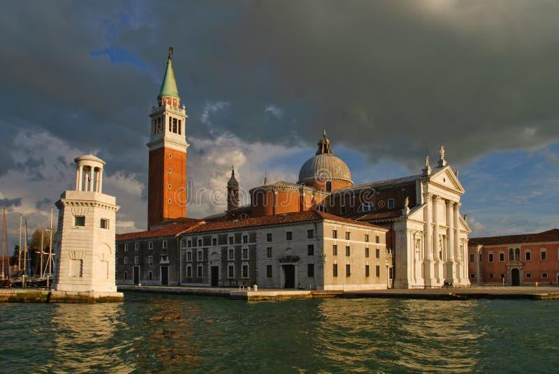 dzwonnicy oceny s st Venice zdjęcie royalty free
