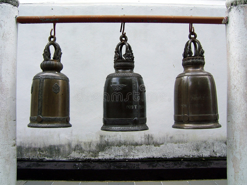 dzwony zdjęcie stock