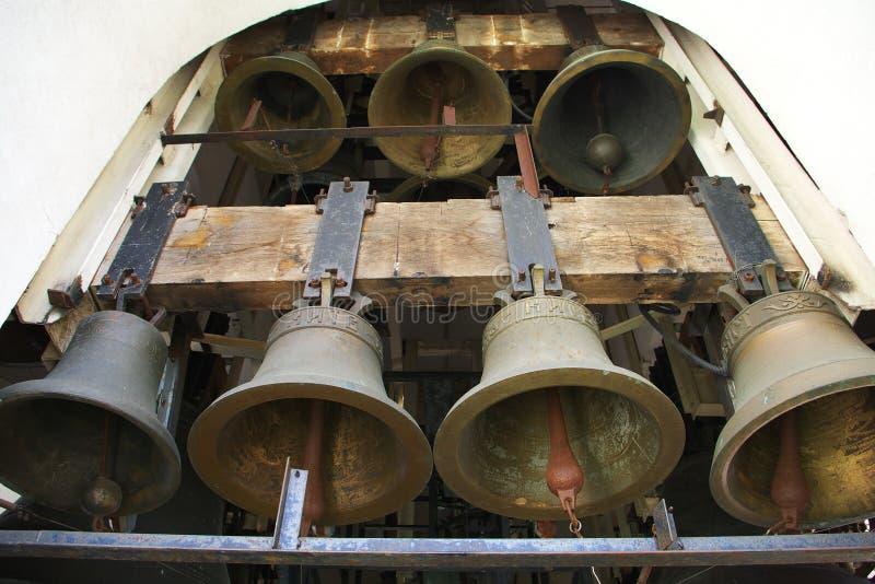 dzwony kościelne zdjęcie stock