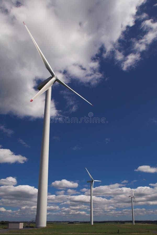 Eólico fotos de archivo