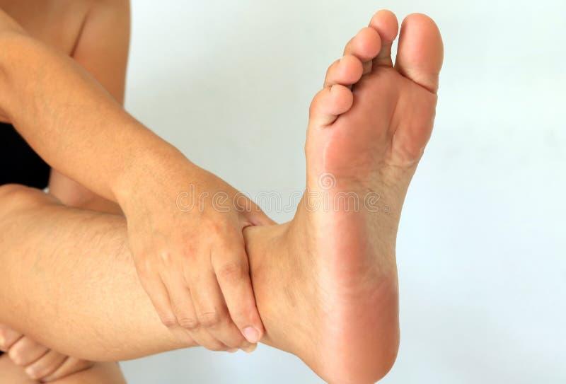 Żeńska stopa i nogi obrazy stock