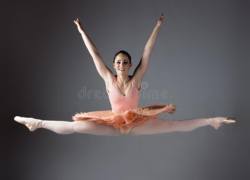 Żeński baletniczy tancerz obraz stock
