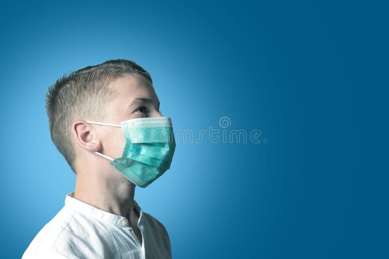 E Η ιδέα μιας επιδημίας, γρίπη, προστασία από την ασθένεια, στοκ εικόνα με δικαίωμα ελεύθερης χρήσης