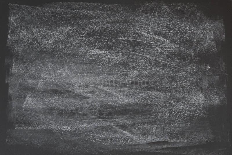 E Μαύρη σύσταση πινάκων κιμωλίας Πίνακας με το διάστημα για να προσθέσει το κείμενο ή το γραφικό σχέδιο για στοκ εικόνες με δικαίωμα ελεύθερης χρήσης