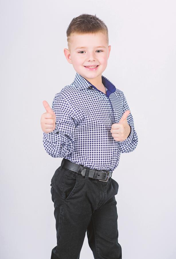 E Μόδα παιδιών ( E r Ανατροφή και ανάπτυξη Μικρό παιδί στοκ εικόνες με δικαίωμα ελεύθερης χρήσης