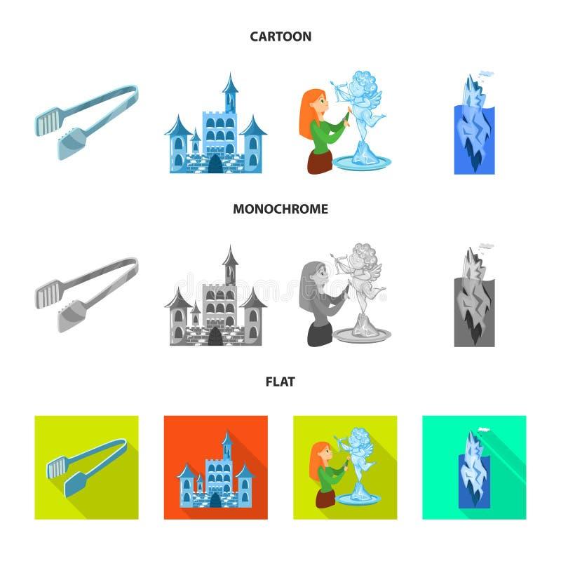 E Συλλογή της σύστασης και του διαφανούς συμβόλου αποθεμάτων για τον Ιστό ελεύθερη απεικόνιση δικαιώματος