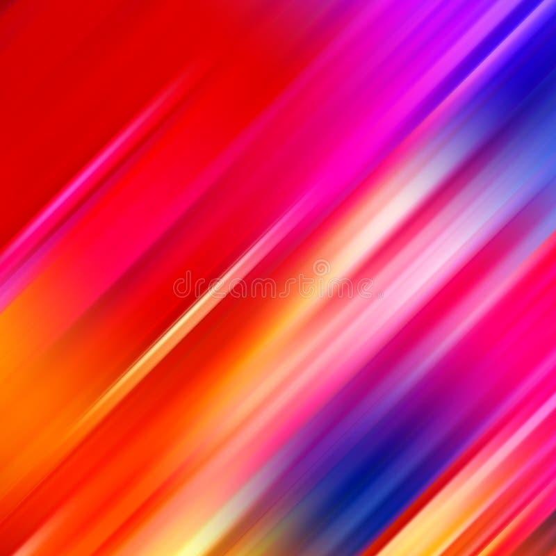 E Жидкостная предпосылка цвета формы r иллюстрация вектора
