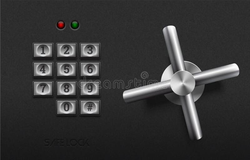 E Колесо нержавеющей стали Элемент значка или дизайна вектора иллюстрация вектора