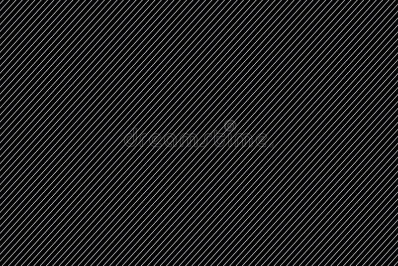 E Линии на черной предпосылке r иллюстрация вектора
