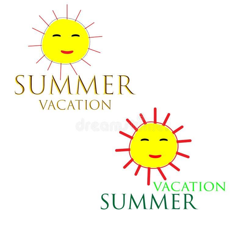 E Предпосылка моря с помечать буквами лето здравствуйте r иллюстрация штока