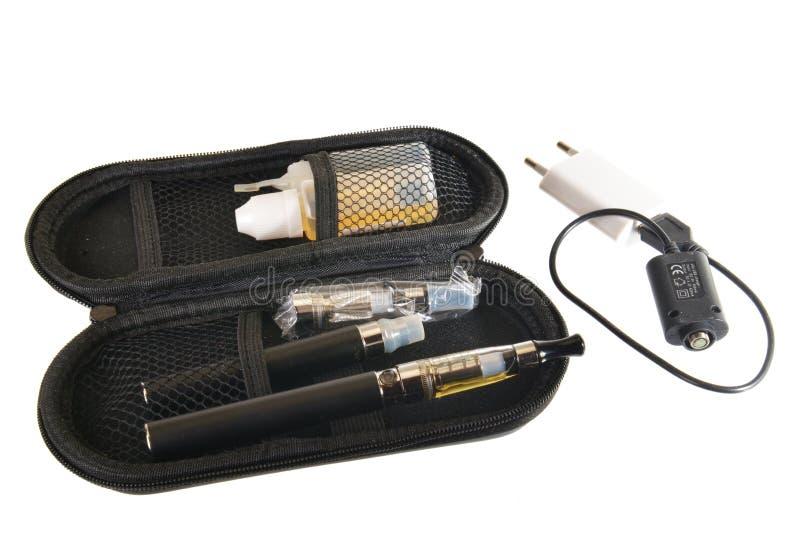 E- сигарета стоковое фото rf