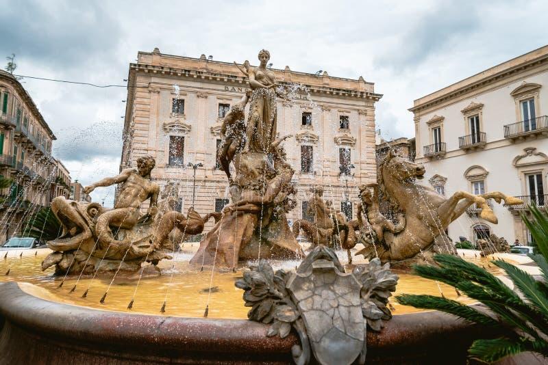 E Сицилия, южная Италия стоковые фото