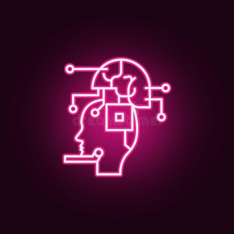 E 创造性思为集合的元素 网站的简单的象,网络设计,流动应用程序,信息图表 库存例证