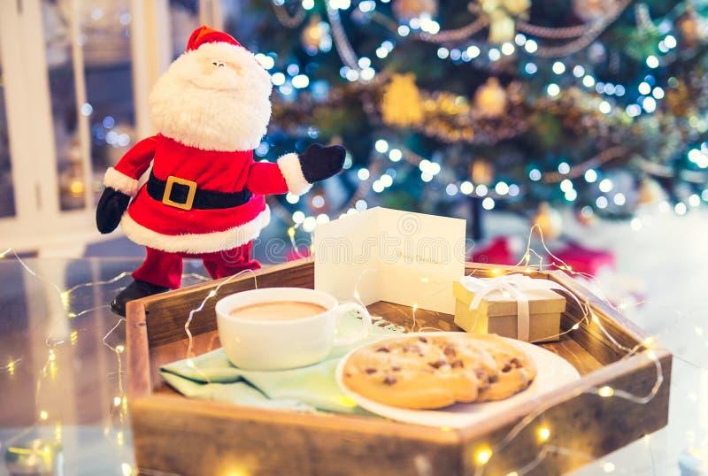 E 圣诞节新年度 库存图片