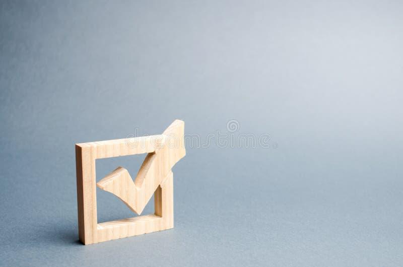 E 总统的职务或议会选举,公民投票 r 免版税库存照片