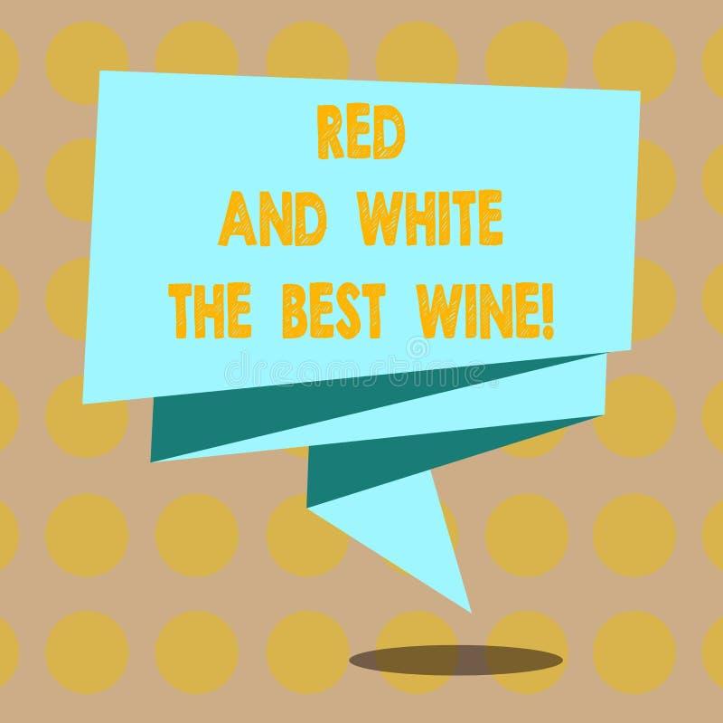 E 最好的酒精饮料酿酒厂品尝专家的企业概念折叠了 皇族释放例证