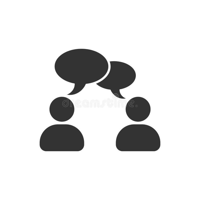 E 泡影对话在白色被隔绝的背景的传染媒介例证 r 皇族释放例证