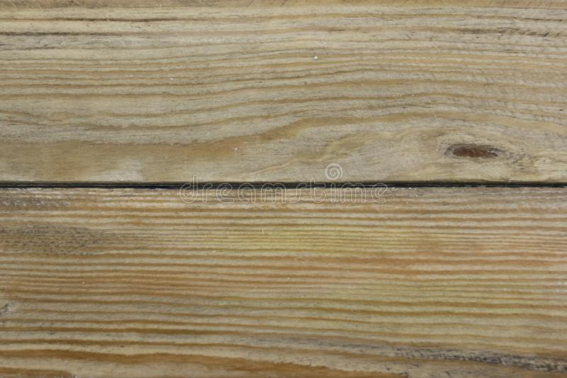 E 硬木,木五谷,有机材料难看的东西样式 葡萄酒木表面顶视图 ? 免版税图库摄影