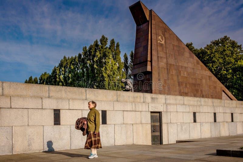Берлин, Германия - 20 сентября 2015 года: Кройзберг стоковое изображение rf