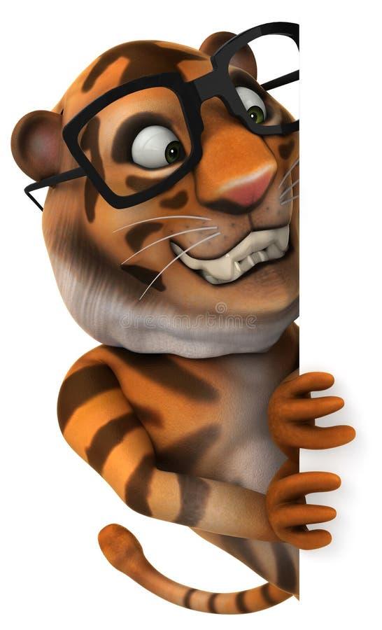 Download E ilustracji. Ilustracja złożonej z bengal, grafika, tygrysy - 53792839