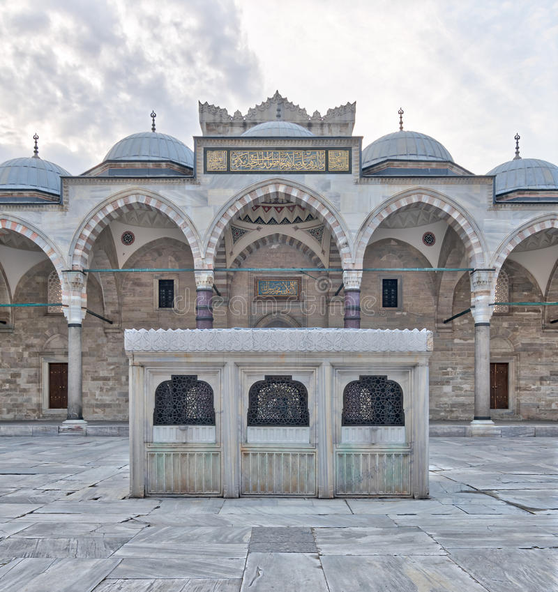 Download E stockbild. Bild von berühmt, islamisch, ottoman, gras - 96933569