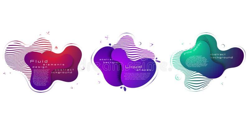 E abstrakt bakgrund 10 eps stock illustrationer