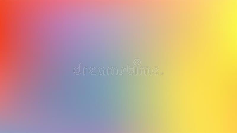 E Achtergrondtextuur, textuur Gewone kleurgevende illustratie Gekleurd blauw-viooltje kleurrijk stock illustratie