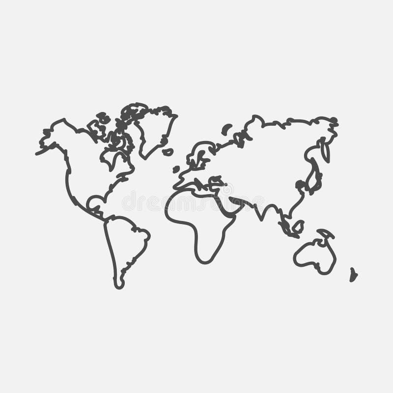 E bakgrund isolerad white ocks? vektor f?r coreldrawillustration stock illustrationer