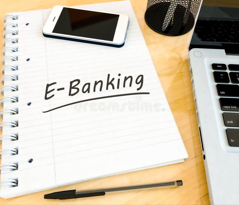 e-banking royalty illustrazione gratis