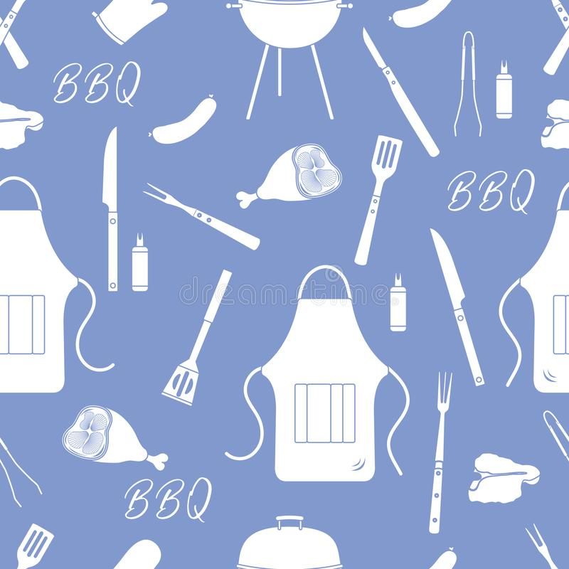 E BBQ απεικόνιση αποθεμάτων