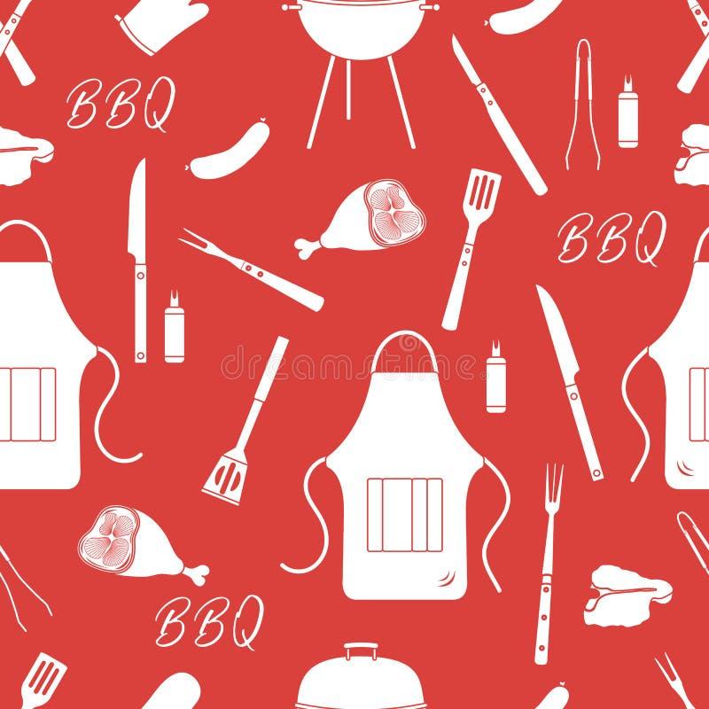 E BBQ ελεύθερη απεικόνιση δικαιώματος