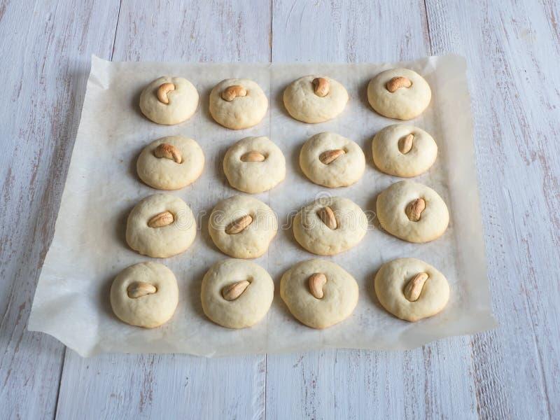 E E Biscuits de festin islamique d'EL Fitr photos libres de droits