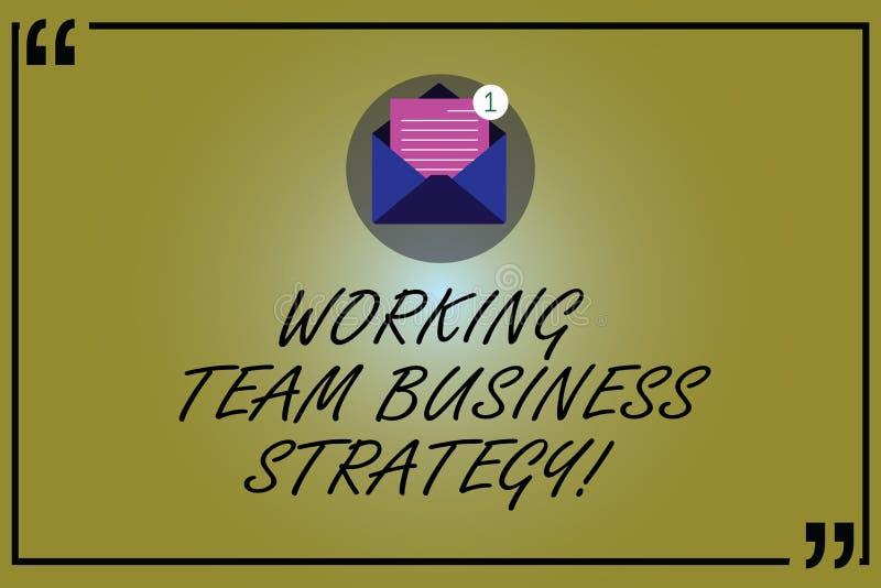 E Biznesowy pojęcie dla firmy brainstorming pomysłów dla produkcji Otwartej ilustracji