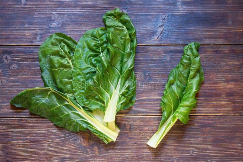 E Blitva -普遍的阔叶蔬菜 库存图片