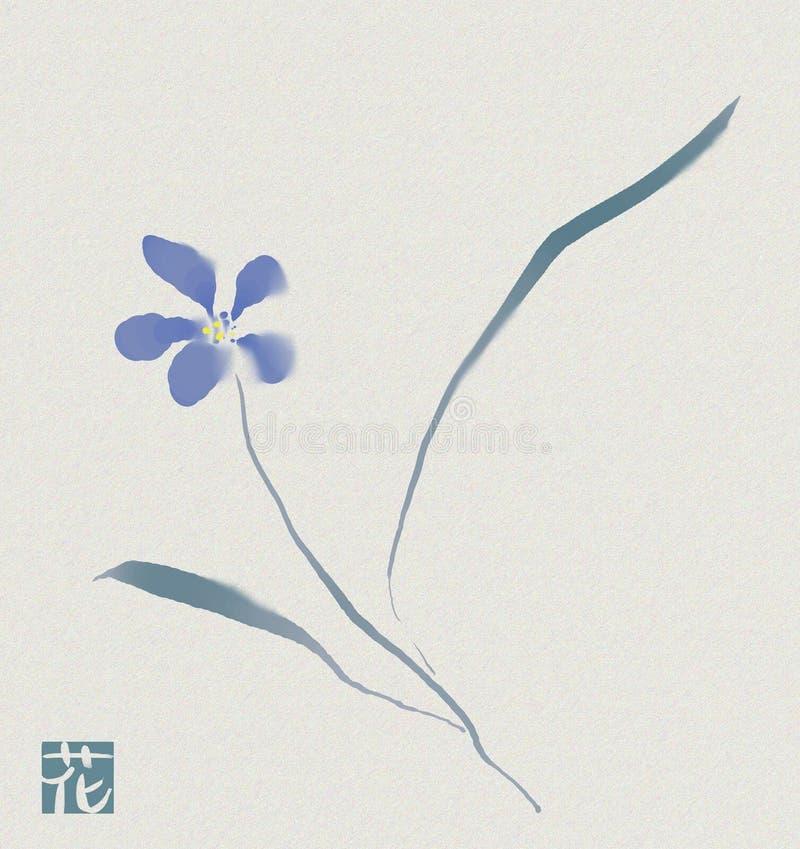 e-blommasumi arkivfoton