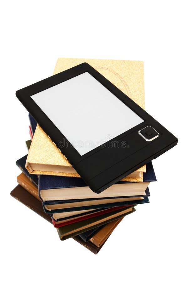 E-Buch lizenzfreies stockbild